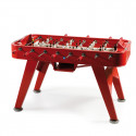 Baby foot design RS2, RS Barcelona rouge