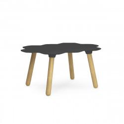 Table basse Tarta, Slide Design noir