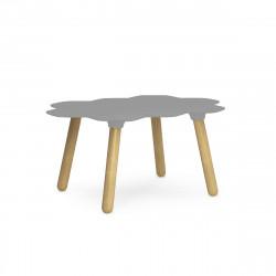 Table basse Tarta, Slide Design argent
