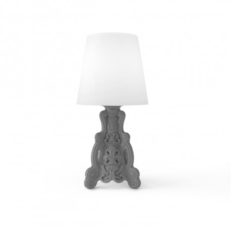 Lampe Lady of Love, Design of Love gris