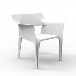 Chaise Pedrera, Vondom blanc