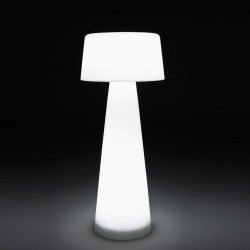 Lampadaire Time Out, Pedrali blanc
