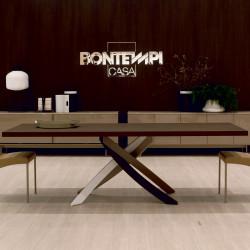 Table Sculptura en bois Chêne spessart 250x106 cm