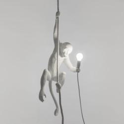 Suspension Monkey Ceiling, Seletti blanc