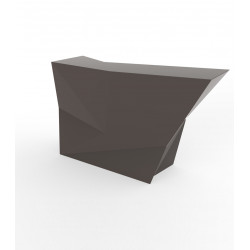 Bar latéral Faz, Vondom bronze Laqué