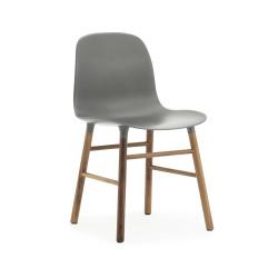 Form Chair Noyer, Normann Copenhagen Gris