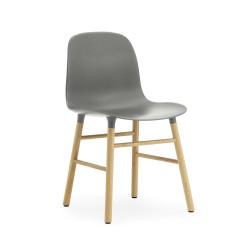 Form Chair Chêne, Normann Copenhagen Gris