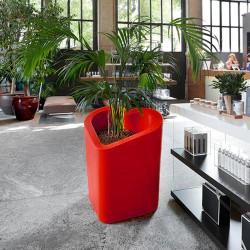 Pot design Mon amour, Slide design rouge