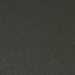 Coussin pour canapé Solid, Vondom, tissu Silvertex, coloris gris carbone