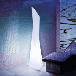 Lampadaire Manhattan Out, Slide Design blanc