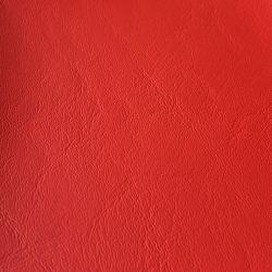 Coussin pour canapé Solid Sofa, Vondom, tissu similicuir Nautic, coloris rouge